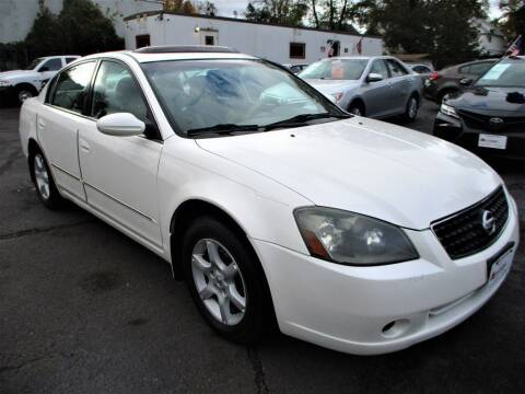 2005 Nissan Altima for sale at Exem United in Plainfield NJ