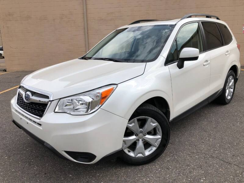 2015 Subaru Forester for sale at Summit Auto in Aurora CO