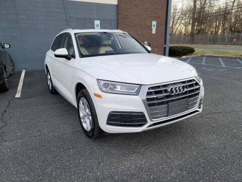 2018 Audi Q5 for sale at AW Auto & Truck Wholesalers  Inc. in Hasbrouck Heights NJ