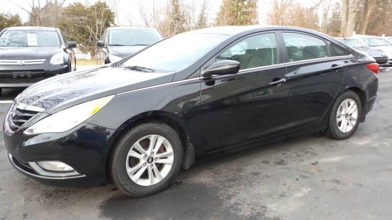 2013 Hyundai Sonata for sale at JBR Auto Sales in Albany NY