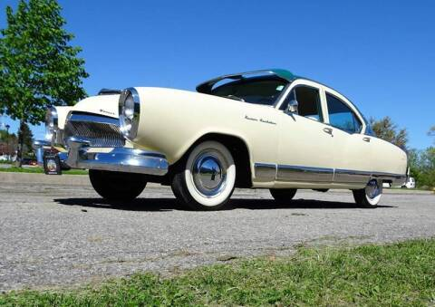 1954 Kaiser Manhattan for sale at Great Lakes Classic Cars & Detail Shop in Hilton NY