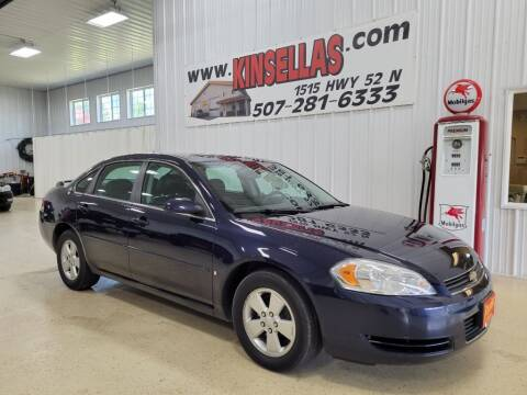 2008 Chevrolet Impala for sale at Kinsellas Auto Sales in Rochester MN