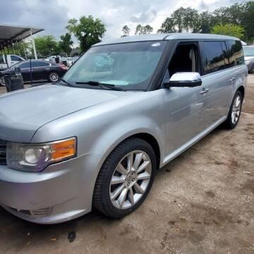 2010 Ford Flex for sale at JacksonvilleMotorMall.com in Jacksonville FL
