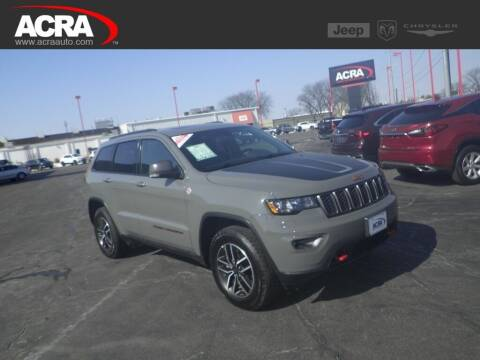 2020 Jeep Grand Cherokee for sale at BuyRight Auto in Greensburg IN