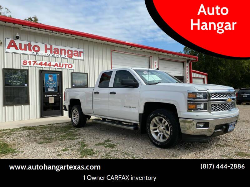 2014 Chevrolet Silverado 1500 for sale at Auto Hangar in Azle TX