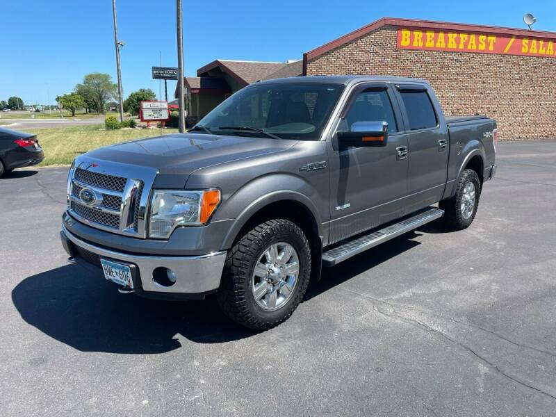 2011 Ford F-150 for sale at Welcome Motor Co in Fairmont MN