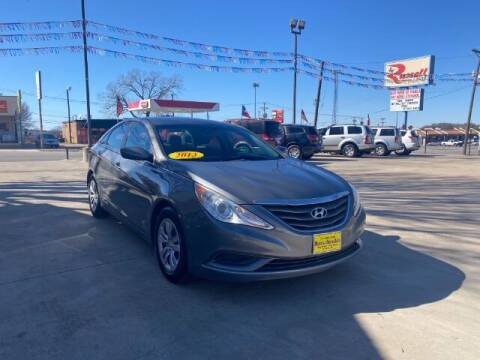 2013 Hyundai Sonata for sale at Russell Smith Auto in Fort Worth TX