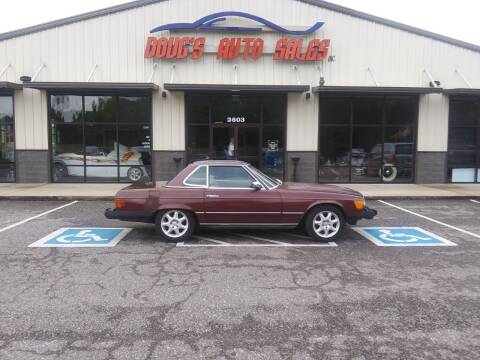 1985 Mercedes-Benz 380-Class for sale at DOUG'S AUTO SALES INC in Pleasant View TN