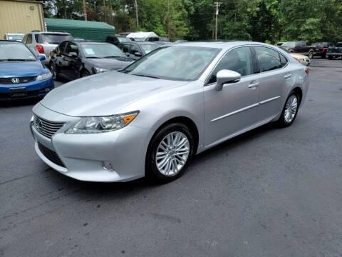 2013 Lexus ES 350 for sale at GA Auto IMPORTS  LLC in Buford GA