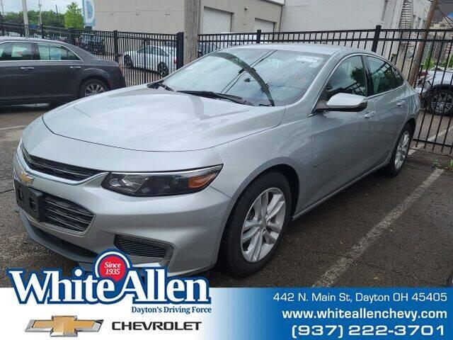 2016 Chevrolet Malibu for sale at WHITE-ALLEN CHEVROLET in Dayton OH
