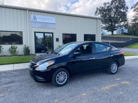 2016 Nissan Versa for sale at B & B AUTO SALES INC in Odenville AL