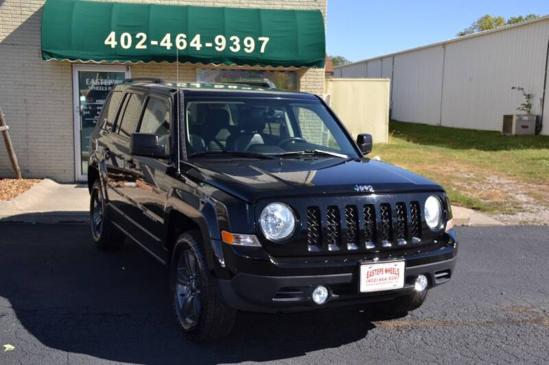 2015 Jeep Patriot for sale at Eastep's Wheels in Lincoln NE