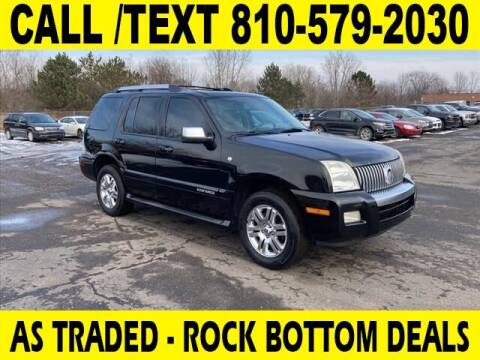2007 Mercury Mountaineer for sale at LASCO FORD in Fenton MI