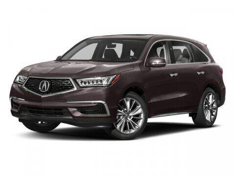2018 Acura MDX for sale at Stephen Wade Pre-Owned Supercenter in Saint George UT