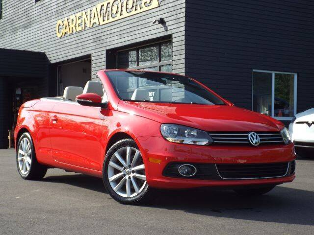 2016 Volkswagen Eos for sale at Carena Motors in Twinsburg OH