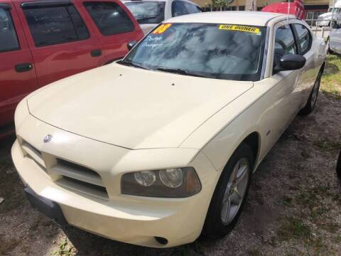 2008 Dodge Charger for sale at Castagna Auto Sales LLC in Saint Augustine FL
