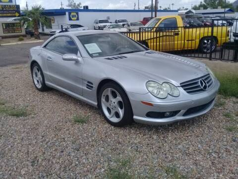 2005 Mercedes-Benz SL-Class for sale at 1ST AUTO & MARINE in Apache Junction AZ