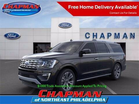 2020 Ford Expedition MAX for sale at CHAPMAN FORD NORTHEAST PHILADELPHIA in Philadelphia PA