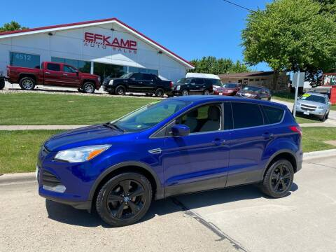 2013 Ford Escape for sale at Efkamp Auto Sales LLC in Des Moines IA