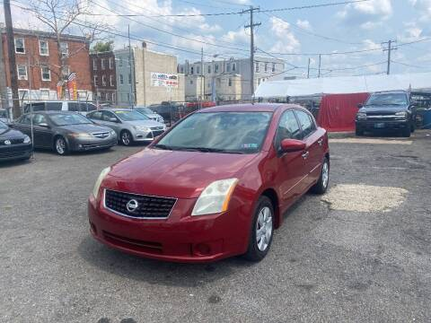 2009 Nissan Sentra for sale at Impressive Auto Sales in Philadelphia PA