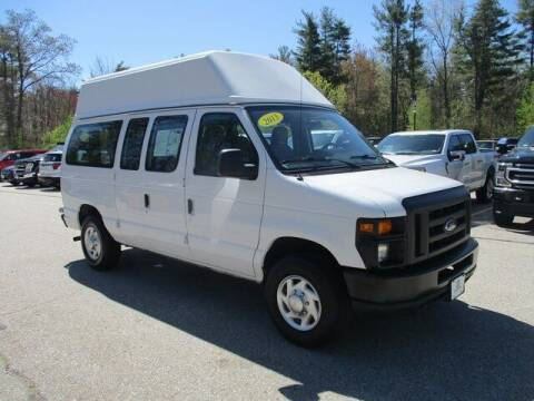 2013 Ford E-Series Cargo for sale at MC FARLAND FORD in Exeter NH