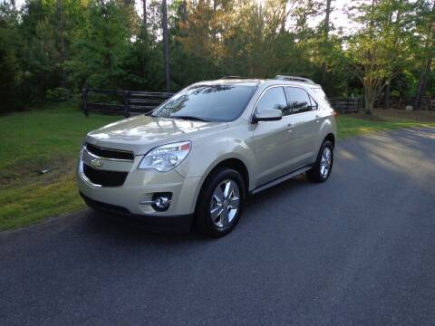 2012 Chevrolet Equinox for sale at CAROLINA CLASSIC AUTOS in Fort Lawn SC