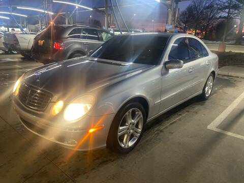 2004 Mercedes-Benz E-Class for sale at Xtreme Auto Mart LLC in Kansas City MO