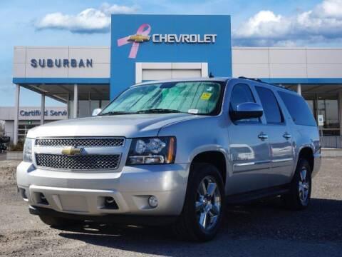 2011 Chevrolet Suburban for sale at Suburban Chevrolet of Ann Arbor in Ann Arbor MI