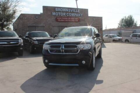2012 Dodge Durango for sale at Brownsville Motor Company in Brownsville TX