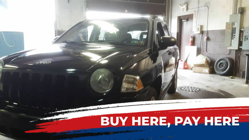 2007 Jeep Compass for sale at E.L. Davis Enterprises LLC in Youngstown OH
