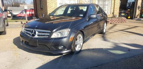 2010 Mercedes-Benz C-Class for sale at A.C. Greenwich Auto Brokers LLC. in Gibbstown NJ