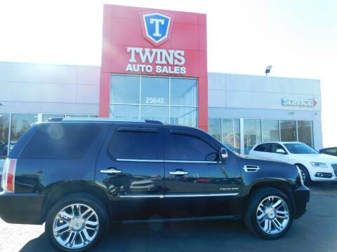2013 Cadillac Escalade for sale at Twins Auto Sales Inc Redford 1 in Redford MI