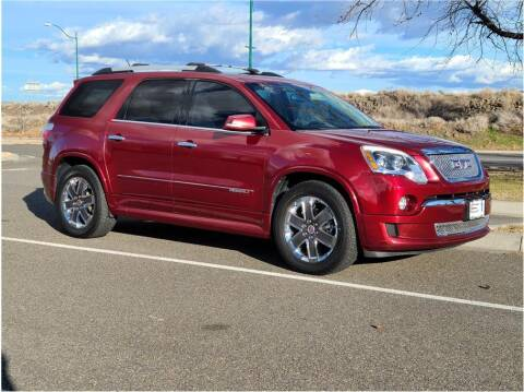 2011 GMC Acadia for sale at Elite 1 Auto Sales in Kennewick WA