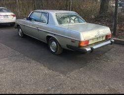 1976 Mercedes-Benz 280-Class for sale at Classic Car Deals in Cadillac MI