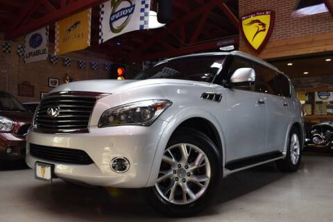2011 Infiniti QX56 for sale at Chicago Cars US in Summit IL