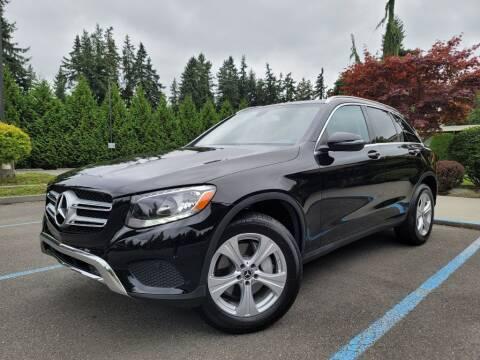 2018 Mercedes-Benz GLC for sale at Silver Star Auto in Lynnwood WA