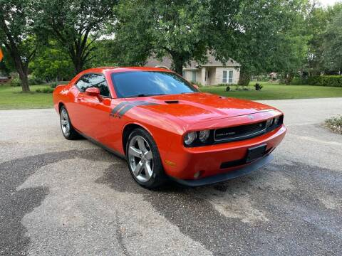 2009 Dodge Challenger for sale at CARWIN MOTORS in Katy TX
