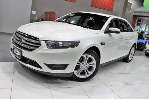2018 Ford Taurus for sale at Quality Auto Center in Springfield NJ
