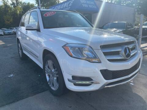 2015 Mercedes-Benz GLK for sale at Great Lakes Auto House in Midlothian IL