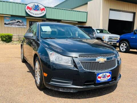 2012 Chevrolet Cruze for sale at JC Truck and Auto Center in Nacogdoches TX