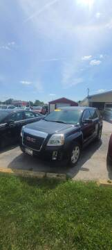 2015 GMC Terrain for sale at Chicago Auto Exchange in South Chicago Heights IL
