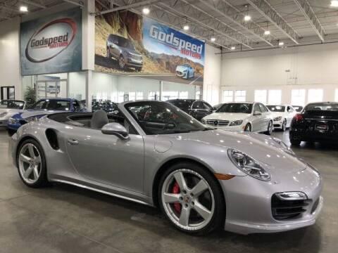 2015 Porsche 911 for sale at Godspeed Motors in Charlotte NC