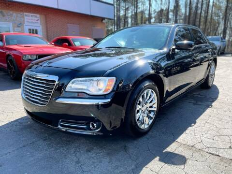 2014 Chrysler 300 for sale at Magic Motors Inc. in Snellville GA