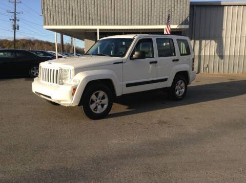 2010 Jeep Liberty for sale at Darryl's Trenton Auto Sales in Trenton TN