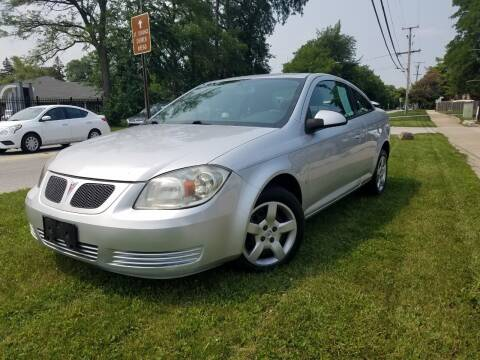 2009 Pontiac G5 for sale at RBM AUTO BROKERS in Alsip IL