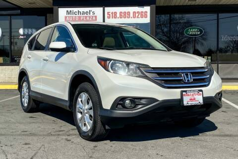 2014 Honda CR-V for sale at Michaels Auto Plaza in East Greenbush NY
