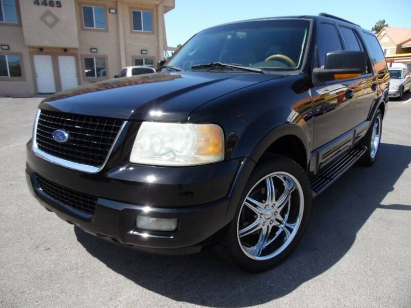 2006 Ford Expedition for sale at Best Auto Buy in Las Vegas NV