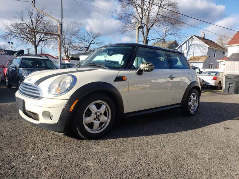 2010 MINI Cooper for sale at Innovative Auto Group in Little Ferry NJ