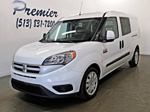 2017 RAM ProMaster City Cargo for sale at Premier Automotive Group in Milford OH