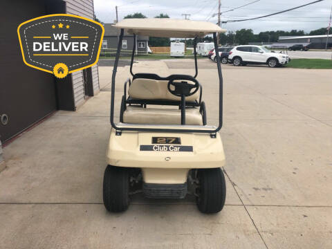 2011 Club Car IR for sale at Auto Import Specialist LLC in South Bend IN